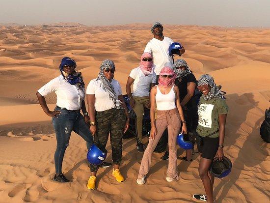 Dubai Self-drive Quad Bike, Sand Boarding, Camel Ride and Refreshments at Camp Φωτογραφία