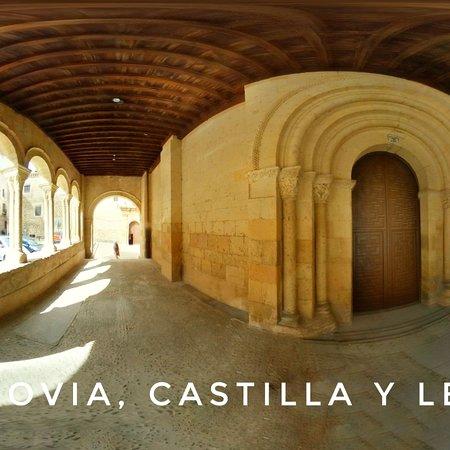 Segovia, Španielsko: Old stones