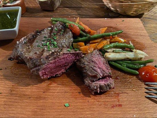 Steak met chimichuri - ook een aanrader