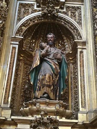 Retablo Virgen Inglesa.