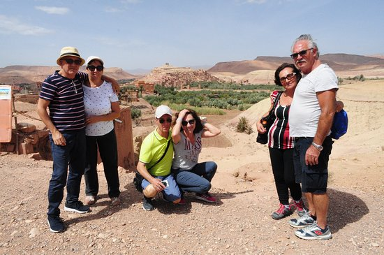 tour nel deserto