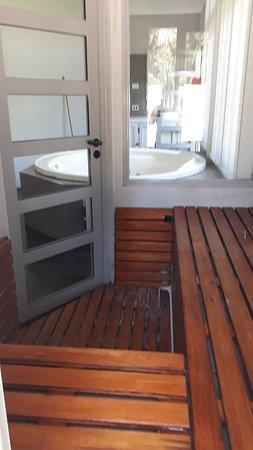 Pueblo Esther, Argentina: Tanto el sauna como el hidro y la parte del spa donde hacen masajes está muy bueno.