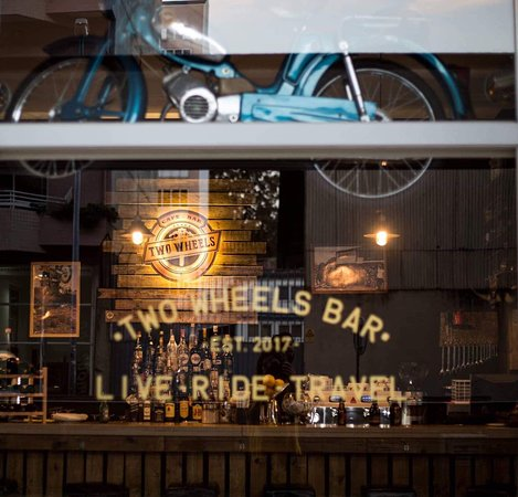 Two Wheels Motorcycles & Bar