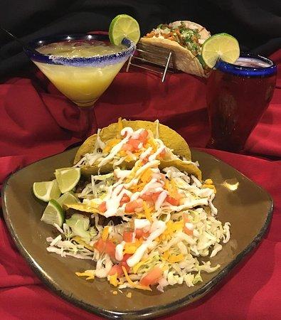 Guy's El Burro Borracho Tacos