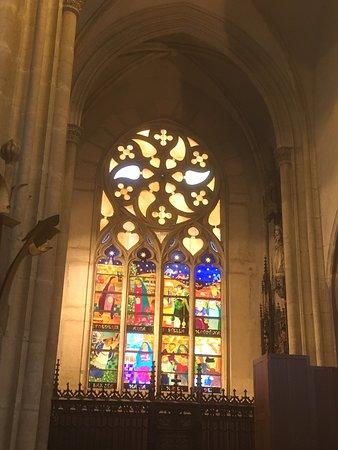 Lyon, Francúzsko: Eglise Saint Georges