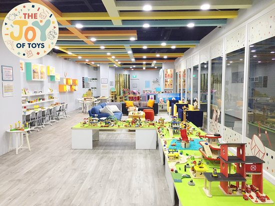 The Joy Of Toys