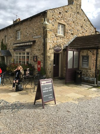 The Emmerdale Studio Experience: Cafe at Emmerdale