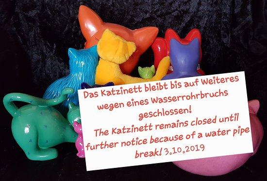 Katzinett - Katzenmuseum Ludwigshafen - Cat Museum