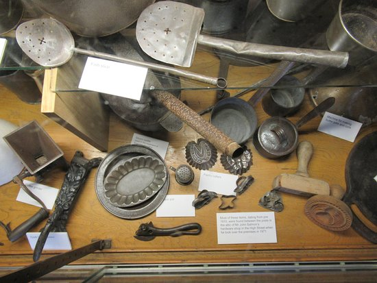 Butcher Row House Museum