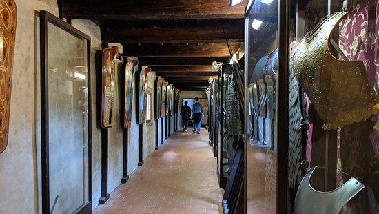 Armoury exposition on Golden Lane