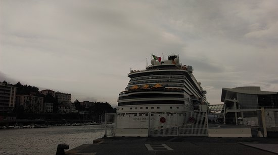 Costa Diadema. Cruise: Italy, France, Spain (March 2018)