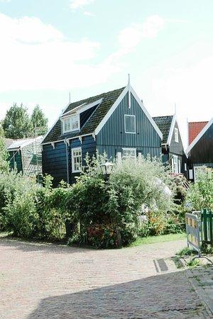 Day Trip to Zaanse Schans, Edam, Volendam and Marken from Amsterdam: Marken
