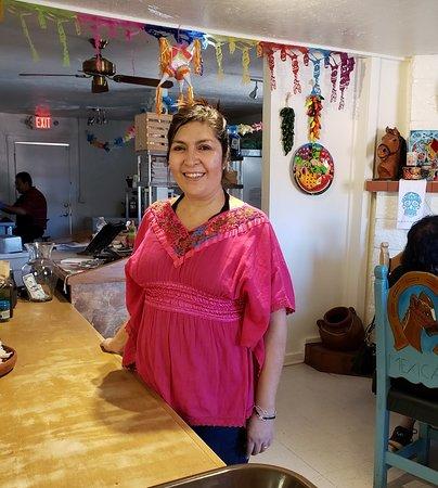 Tamaliza Sedona Chef Claudia