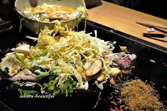 山形牛の京風すき焼き ~山形牛と京野菜の肉割烹~