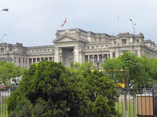 Cartoline da Lima, Perù