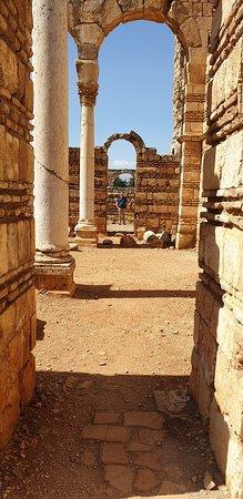 Bekaa Valley: Anjar Roman ruins
