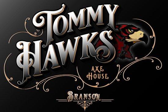 TommyHawks Axe House Branson