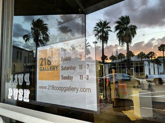 218 Co-op Gallery