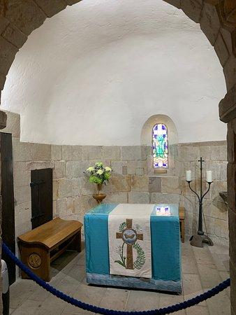 Edinburgh Castle Entrance Ticket: inside the chapel