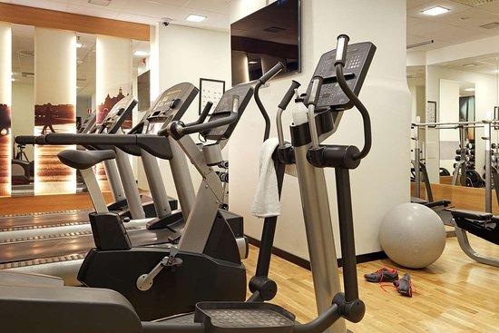 scandic grandcentral gym