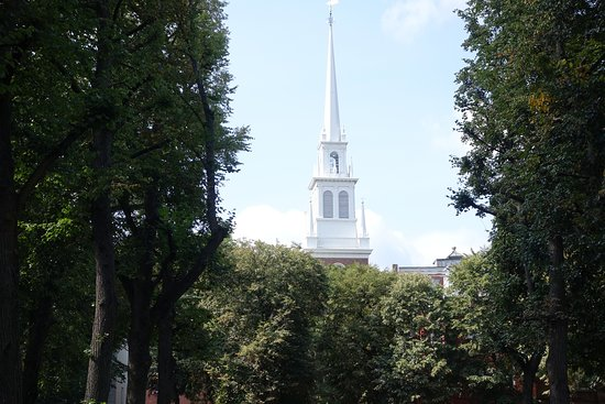 ‪Old North Church & Historic Site‬