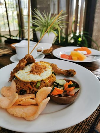 A very homey Hotel at Canggu to stay