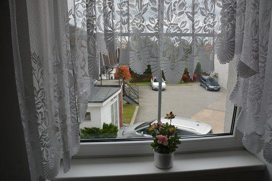 Lysa nad Labem, Csehország: The view from my room