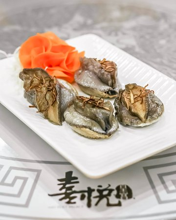 Do you like seafood? Come on down to one of our restaurants to savour our fresh, huge, plump and juicy abalones!