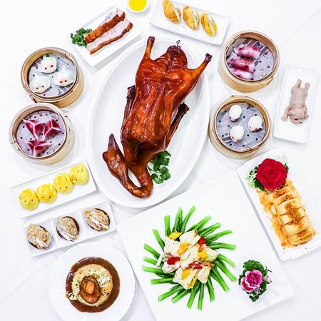 Ever noticed the glistening, reddish-brown-skinned roast duck hanging in the windows of many Cantonese restaurants? Try our recipe which features crackling-crisp skin with well-marinated moist and juicy meat enveloped within.