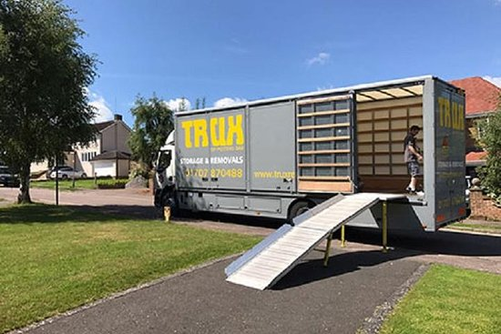 Trux Storage and Removals