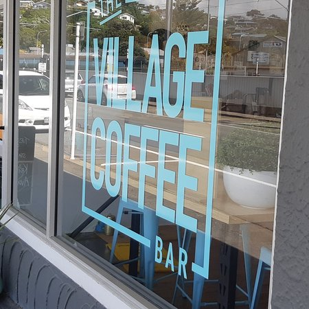 Plimmerton, Новая Зеландия: The Village Coffee Bar - a great find with excellent Keto choices. Great coffee too.