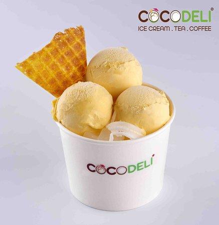 Durian Ice Cream (seasonal)