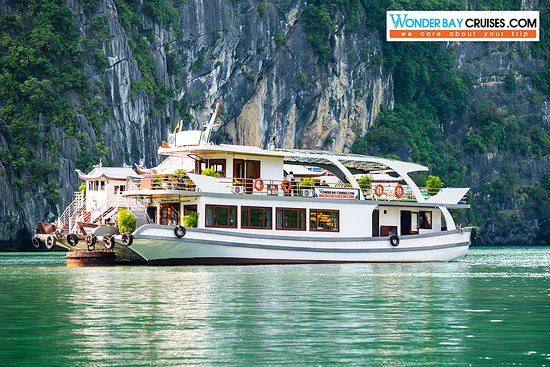 Halong Wonder Bay Cruises