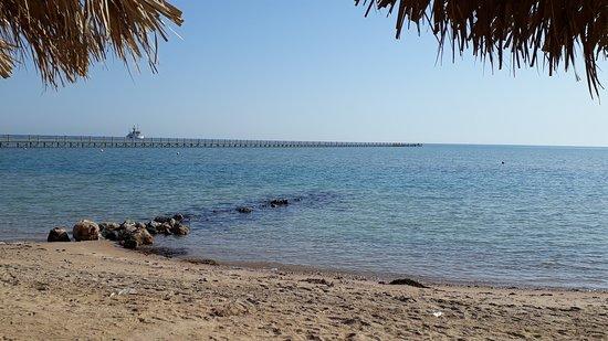 Al-Džuna, Egypt: Zeytouna beach