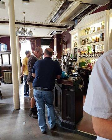 The Vernon Arms Pub along Dale Street