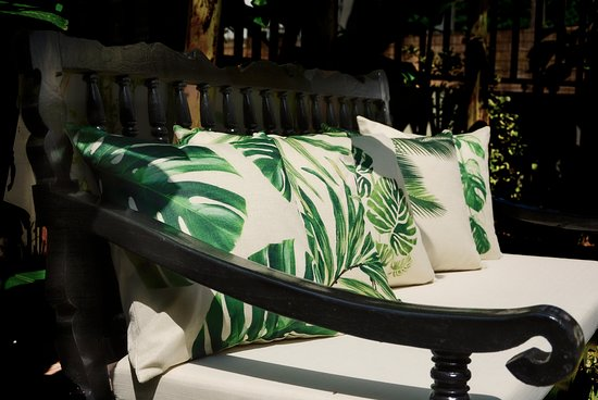 Relax in our garden!  Visit us at www.villa-agati.com