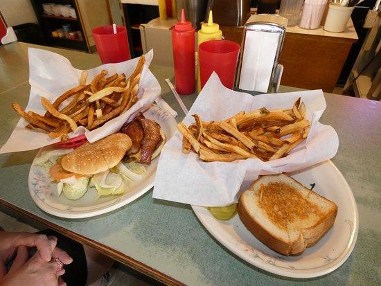 Farson, WY: De bonnes assiettes.