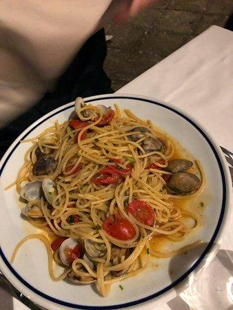 spaghetto alle vongole