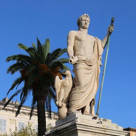 Monument commemoratif de Napoleon 1er