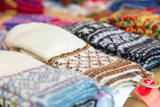 Duodji Shop, Sámi handicrafts