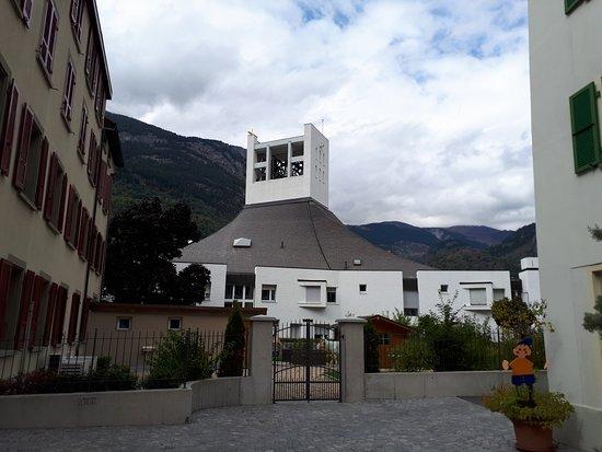 Herz-Jesu Pfarrei Brig