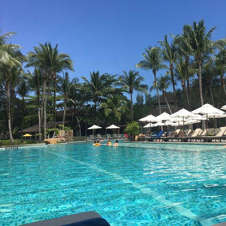 Second visit to the dusit in 9 months it just gets better ,will make this paradise a yearly must love the hotel and thanks to Julian and sunisha I give the location and dusit and it's team 6 stars