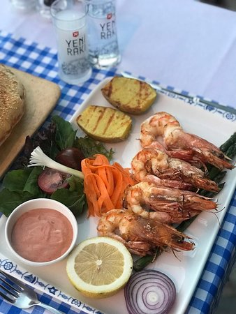 Alanya, Turquía: @LimaniRestaurant