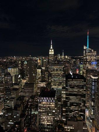 Espectacular vista de Nueva York