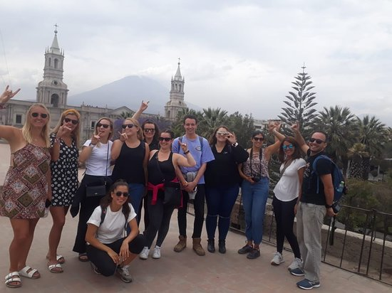 Free Walking Tours Arequipa
