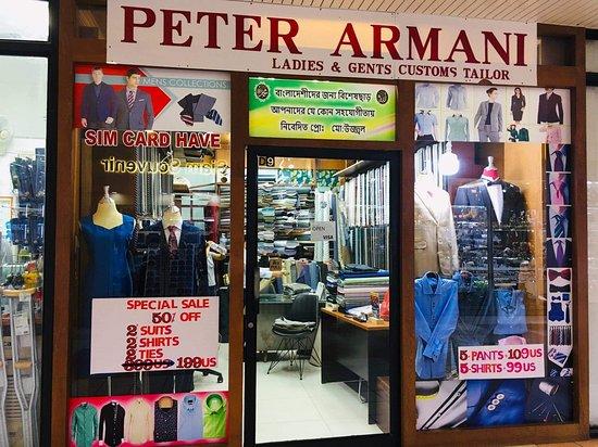 Peter Armani