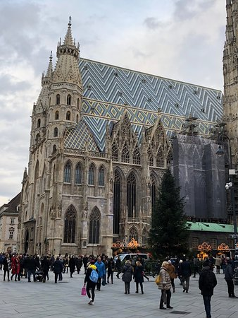 Βιέννη, Αυστρία: Cathedral in Vienna