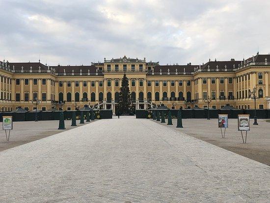 Βιέννη, Αυστρία: Schonnbrun Castle