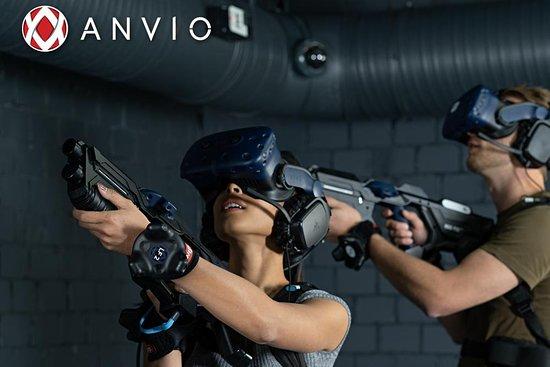 ANVIO Virtual Reality Arcade