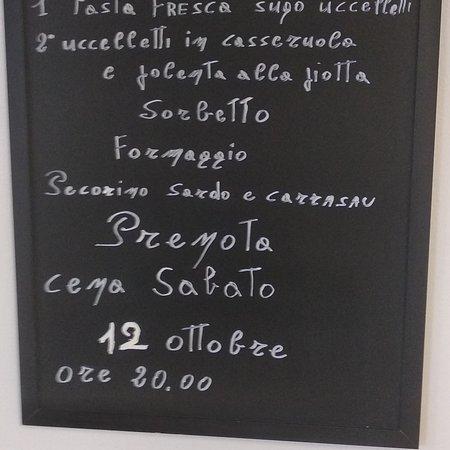 Monguzzo, Italië: Prenotati